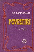 Povestiri - D. D. Patrascanu