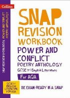Power & Conflict Poetry Anthology Workbook: New GCSE Grade 9