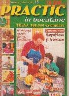Practic in bucatarie, nr. 1/2001