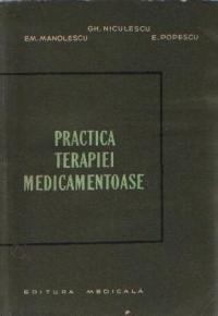 Practica terapiei medicamentoase