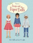 Press out paper dolls