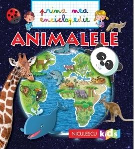 Prima mea enciclopedie. Animalele