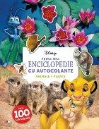 Prima mea enciclopedie cu autocolante. Animale. Plante