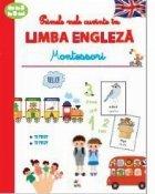 Primele mele cuvinte in limba engleza. Montessori. 3-6 ani