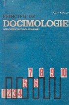 Principii de docimologie. Introducere in stiinta examinarii