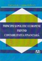 Principii politici europene privind contabilitatea