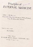 Principles of Internal Medicine, Volume One, Fourth Edition (Harrison)