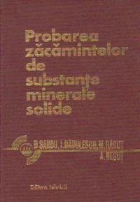 Probarea zacamintelor de substante minerale solide