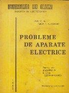 Probleme aparate electrice Pentru uzul
