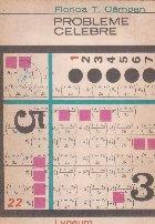 Probleme celebre din istoria matematicii