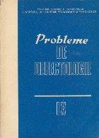 Probleme de defectologie, IX