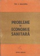 Probleme economie sanitara