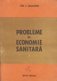 Probleme de economie sanitara