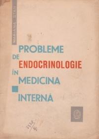 Probleme de endocrinologie in medicina interna