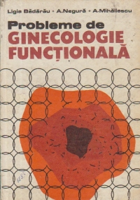 Probleme de ginecologie functionala