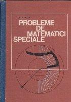 Probleme matematici speciale Rudner 1970)