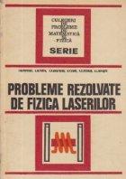 Probleme rezolvate fizica laserilor