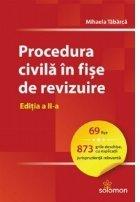 Procedura civila in fise de revizuire, editia a doua
