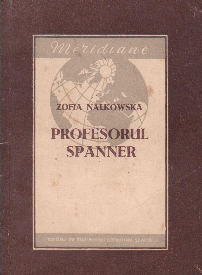Profesorul Spanner (medalioane)