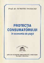 Protectia consumatorului in economia de piata