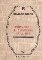 Proverbe si cugetari italiene