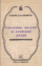 Proverbe, maxime si aforisme arabe