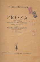 Proza Amintiri Povestiri romantice