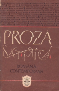 Proza satirica romana contemporana
