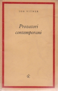 Prozatori contemporani
