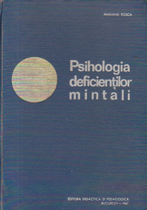 Psihologia deficientilor mintali
