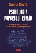 Psihologia poporului român. Profilul psihologic al românilor într-o monografie cognitiv-experimentală