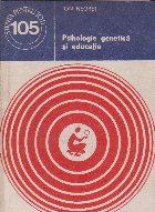 Psihologie genetica si educatie
