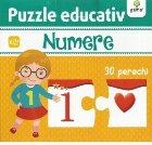 Puzzle educativ - Numere