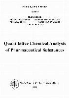 Quantitative chemical analysis of pharmaceutical substances