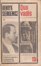 Quo Vadis (Editie 1968)