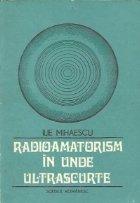 Radioamatorism unde ultrascurte