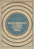 Radiocomunicatii cu banda laterala unica