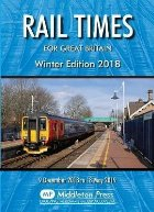 Rail Times For Great Britain