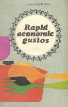Rapid, economic, gustos