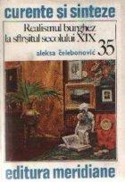 Realismul burghez la sfirsitul secolului XIX (1860-1914)