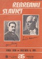 Rebreanu Slavici (antologie comentata)