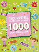 Recompense pentru copiii cuminți - 1000 de autocolante
