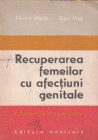 Recuperarea femeilor cu afectiuni genitale. Exlorare-evaluare