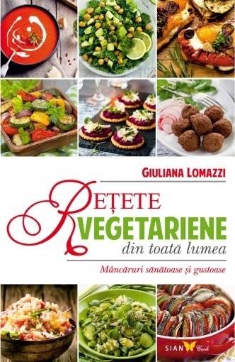 Rețete vegetariene din toată lumea