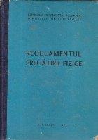 Regulamentul Pregatirii Fizice (1972)