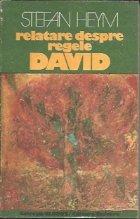 Relatare despre regele David