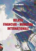 Relatii financiar monetare internationale