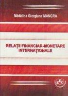Relatii financiar-monetare internationale - Manual universitar