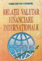 Relatii valutar financiare internationale