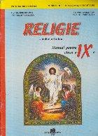 Religie - Cultul ortodox, Manual pentru clasa aa IX-a